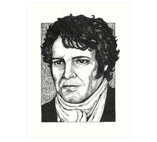 Darcy Art Print