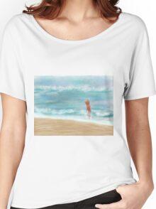 Ocean Free Women's Relaxed Fit T-Shirt