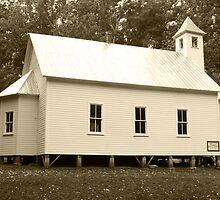 Missionary Baptist Church by Gary L   Suddath