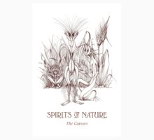 SPIRITS OF NATURE:  The Grasses Kids Clothes