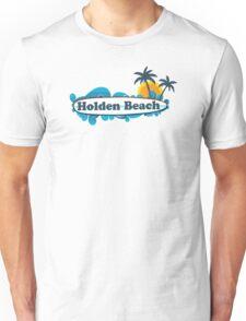 Holden Beach - North Carolina. Unisex T-Shirt