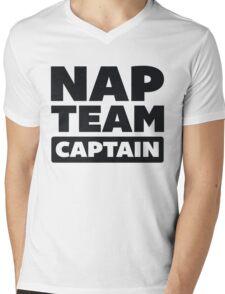 Nap Team Captain Mens V-Neck T-Shirt