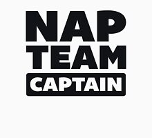 Nap Team Captain Womens Fitted T-Shirt
