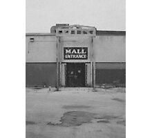 Mall Photographic Print
