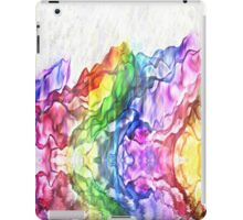 Fire Of Colours iPad Case/Skin