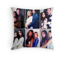PLL couples Throw Pillow