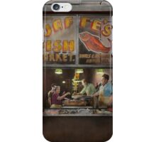 Store - Fish NY - Jaffe's Fish Market iPhone Case/Skin