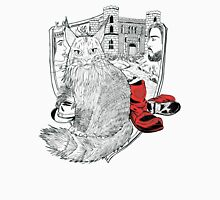 Puss + Boots Womens Fitted T-Shirt