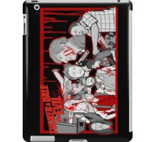tucker and dale character collage iPad Case/Skin