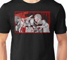 tucker and dale character collage Unisex T-Shirt
