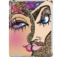 Double E Abstract Illustration iPad Case/Skin