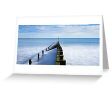 Aberdeen Beach  Greeting Card