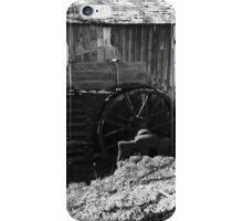 Water Wheel iPhone Case/Skin