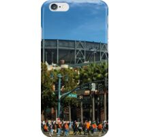 San Francisco Baseball iPhone Case/Skin