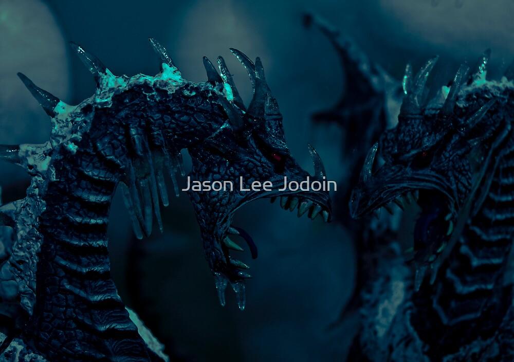 Ice Dragon by Jason Lee Jodoin