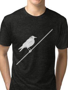 Bird on Wire Tri-blend T-Shirt