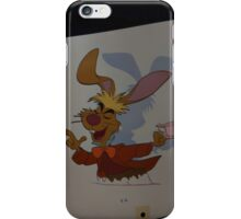 Disney Alice In Wonderland Disney Villains Mad Hatter March Hare iPhone Case/Skin