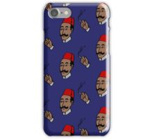 Ottoman gentleman iPhone Case/Skin