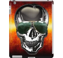 Skull Google iPad Case/Skin