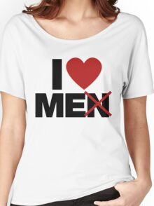 I love me Women's Relaxed Fit T-Shirt