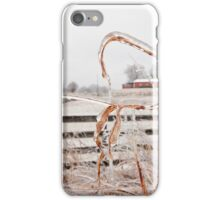 Frozen Farm iPhone Case/Skin