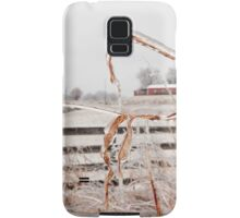 Frozen Farm Samsung Galaxy Case/Skin