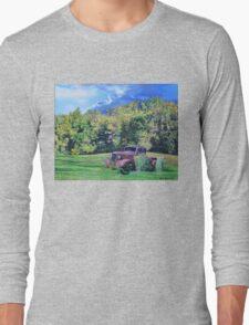 Betsey in the Sun, artist Lynn Garwood Long Sleeve T-Shirt