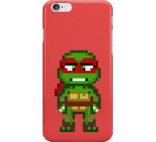 Raph TMNT 2012 Mini Pixel iPhone Case/Skin