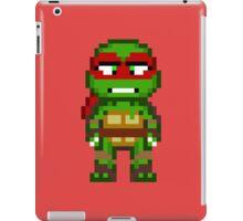 Raph TMNT 2012 Mini Pixel iPad Case/Skin