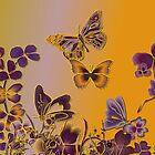Butterscotch and Butterflies by Dominic Melfi