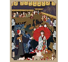 Hannibal Kabuki Photographic Print