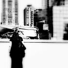 Keeping an Eye Out - Darling Harbour, Sydney, NSW by Deanna Roberts Think in Pictures