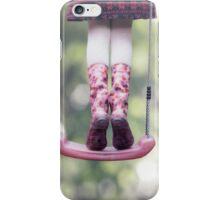wellies iPhone Case/Skin