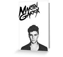 martin garrix Greeting Card