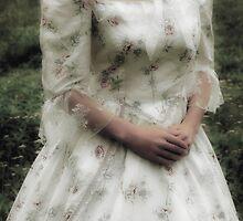 Jane Austen lady by Joana Kruse