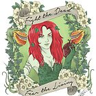 Poison Ivy Human Version by GakiRules