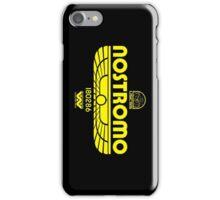 Nostromo. iPhone Case/Skin