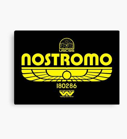 Nostromo. Canvas Print