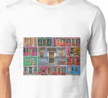 mediterranean doors and windows Unisex T-Shirt