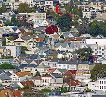 The Neighborhood by aaronarroy