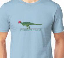 Pixel Stegoceras Unisex T-Shirt