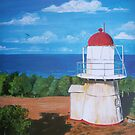 Lighthouse, Cook Town, Australia by Linda Callaghan