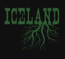 Iceland Roots Kids Tee