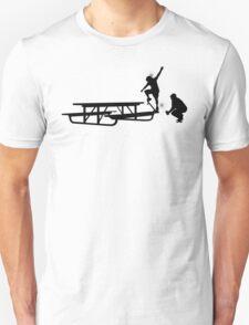Remote front blunt Unisex T-Shirt