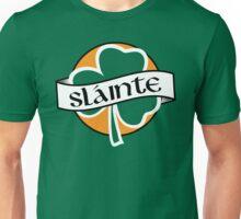 Slainte Irish Cheers Unisex T-Shirt