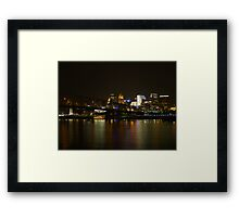 Beautiful Cincinnati Framed Print