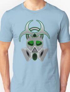 biohazard - gas mask T-Shirt