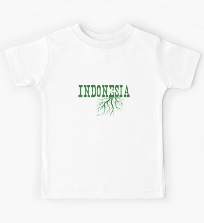 Indonesia Roots Kids Tee