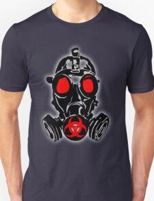 biohazard gas mask T-Shirt