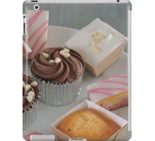Cake Variety for Someone Special iPad Case/Skin